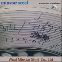 Hot Rolled No. 1 Finish 316L Stainless Steel Coil Dari Pengilang China