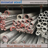 Prime Steel Precision Seamless Steel Pipe AISI 321 Stainless Steel Pipe