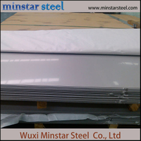 Dapur Digunakan 0.3mm 0.4mm 0.5mm Cold Rolled Stainless Steel Plat ASTM 201